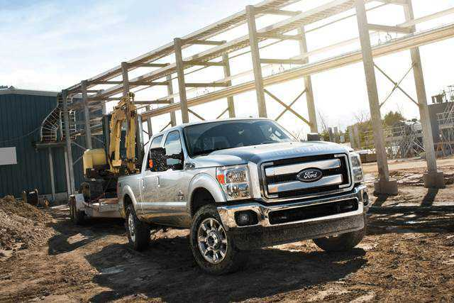 Ford Diesel 2014 Photo - 1