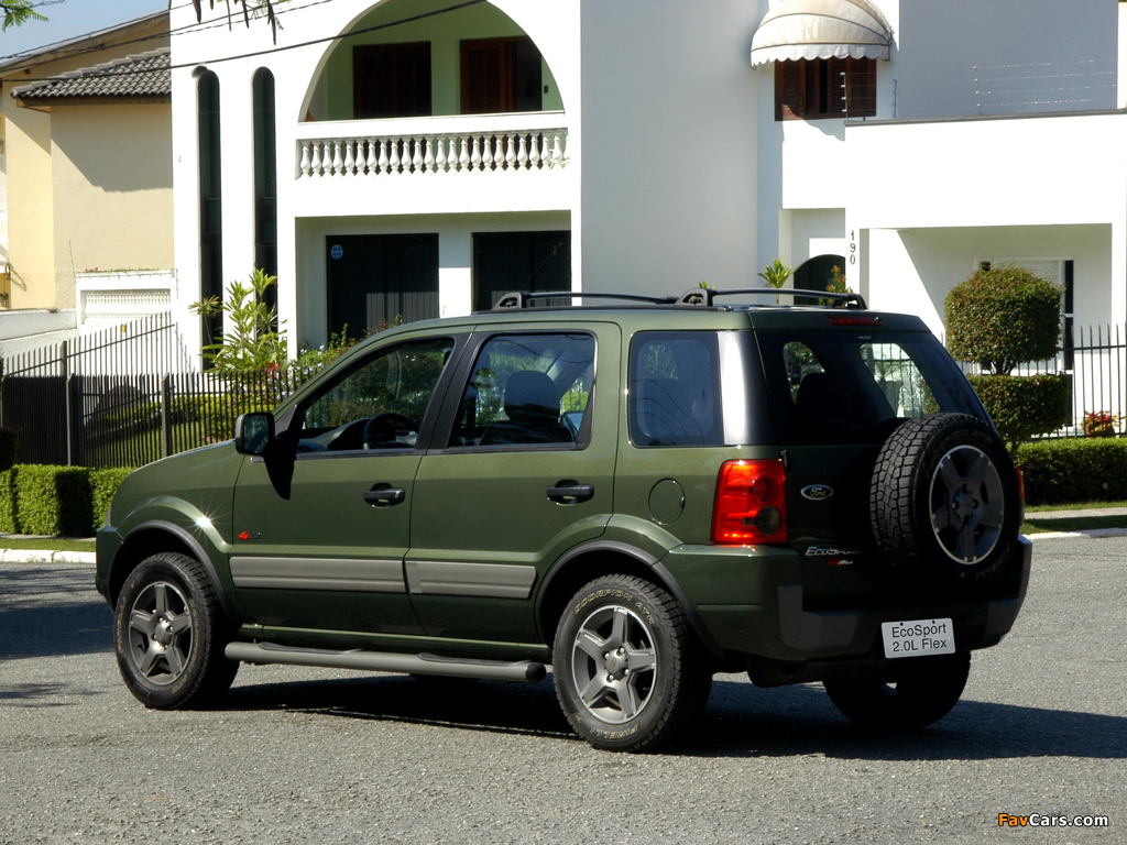 Ford Ecosport 2005 Photo - 1