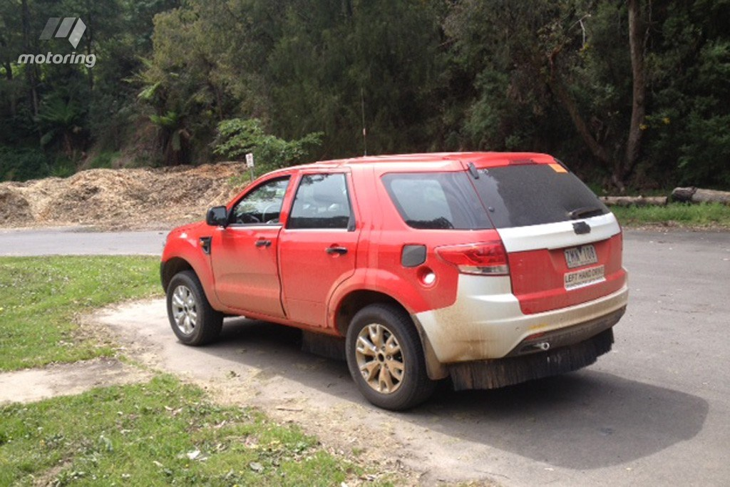 Ford Endeavour 2015 Photo - 1