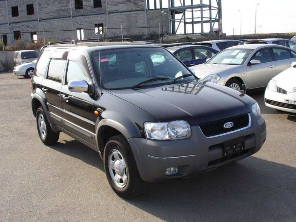 Ford Escape 2000 Photo - 1
