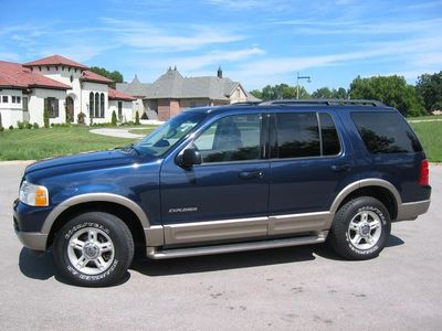 Ford Explorer 2002 Photo - 1