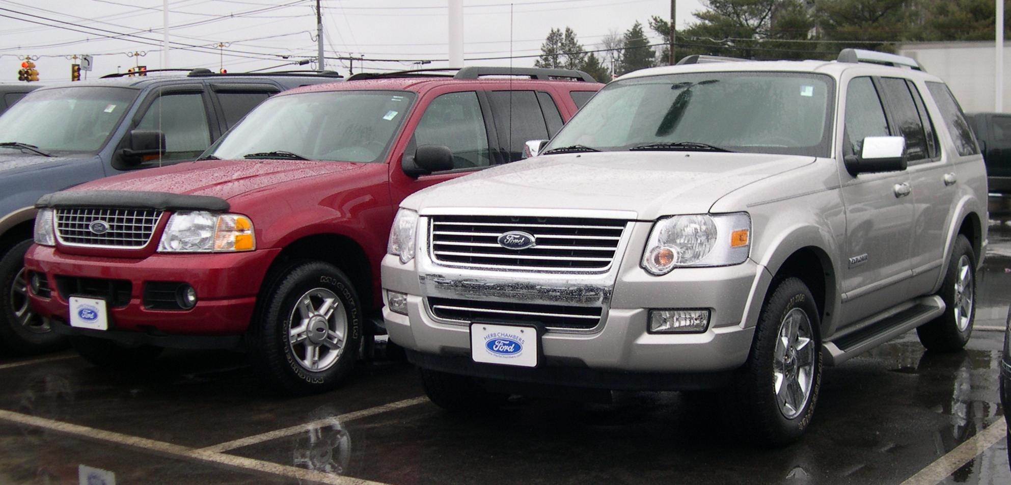 Ford Explorer 2005 Photo - 1