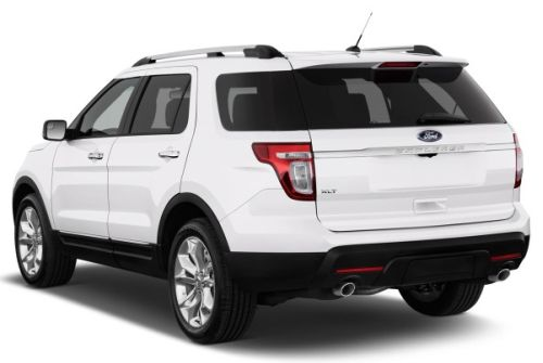 Ford Explorer 2015 Photo - 1