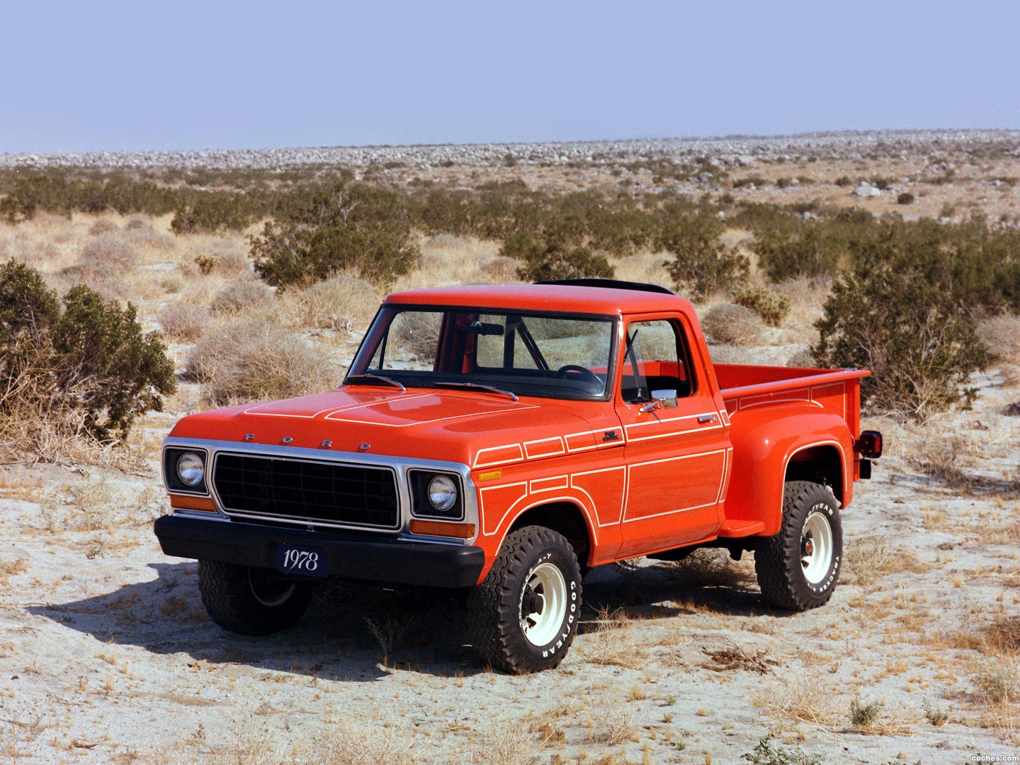 Ford F-100 1978 Photo - 1