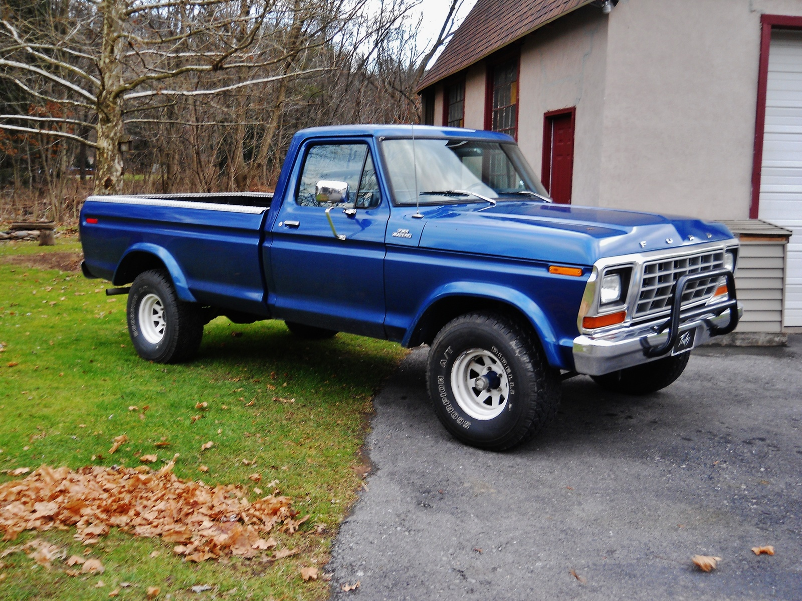 Ford F-150 1972 Photo - 1