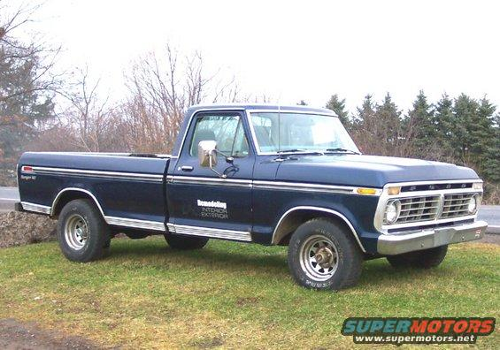 Ford F 150 1975 Review Amazing Pictures And Images