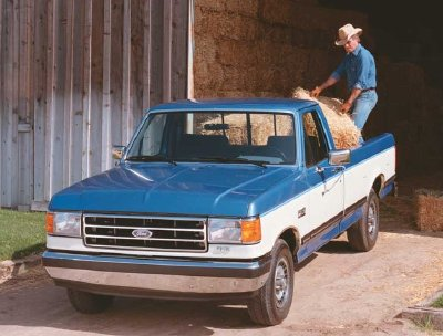 Ford F-150 1990 Photo - 1