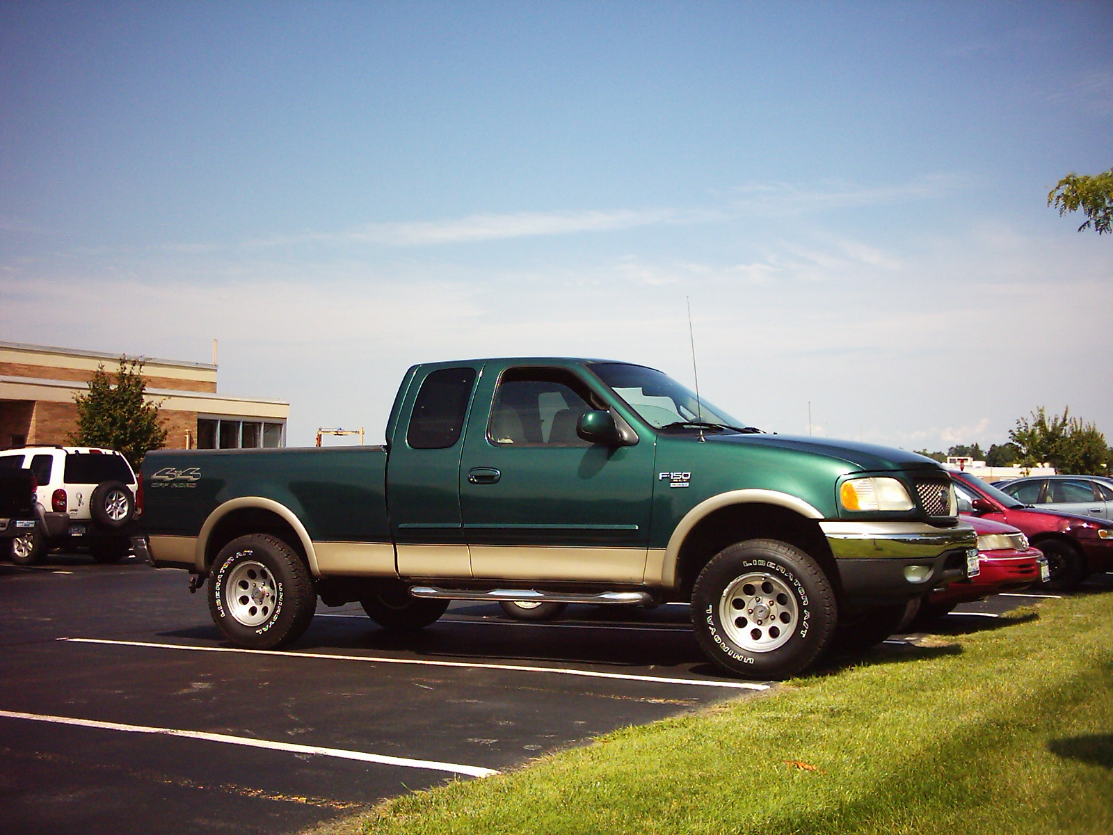 Ford F-150 2000 Photo - 1
