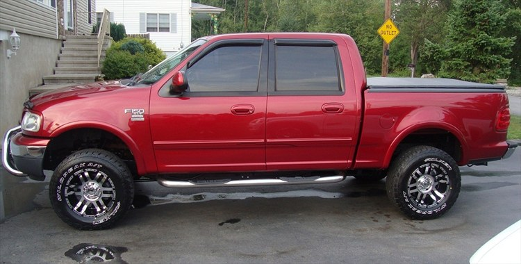 Ford F-150 2001 Photo - 1
