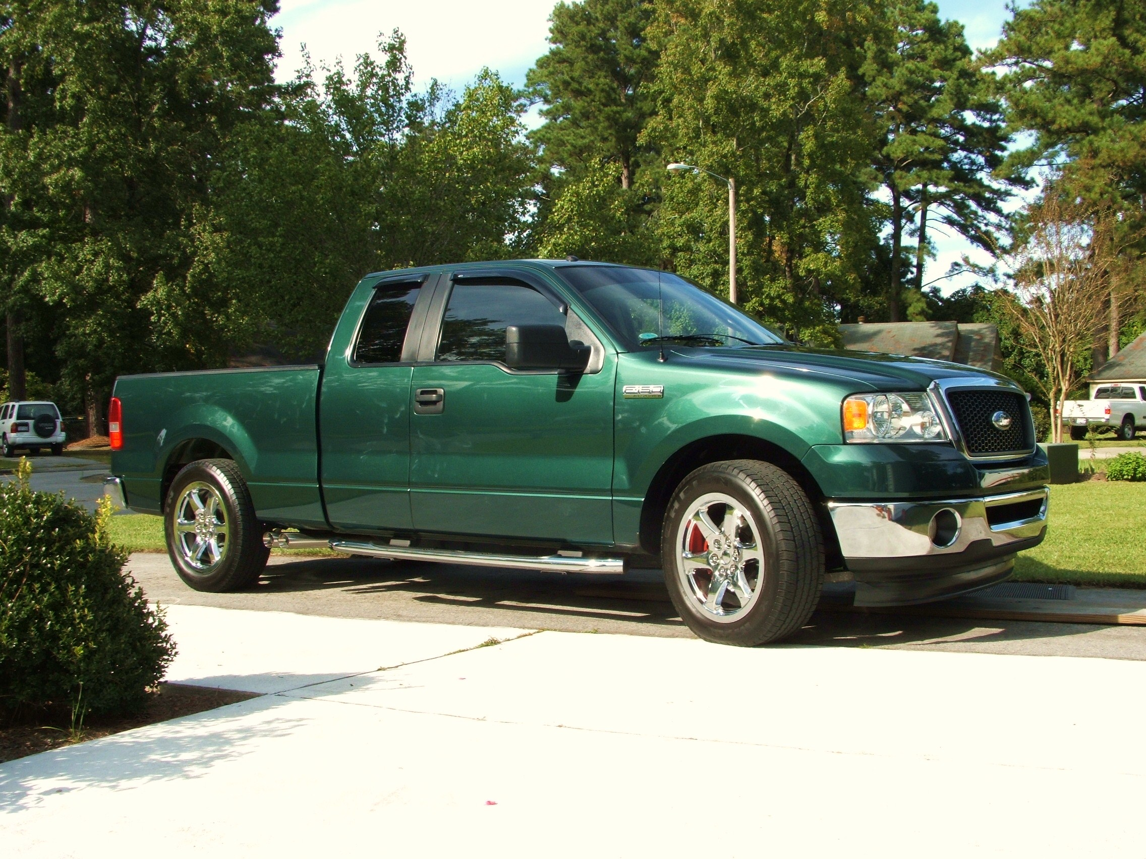 Ford f 150 2007 review amazing pictures and images look at the car