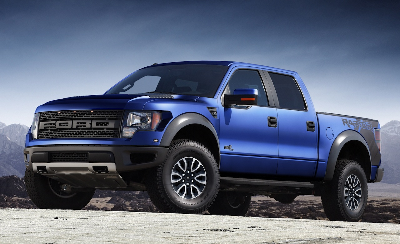Ford F-150 2012 Photo - 1
