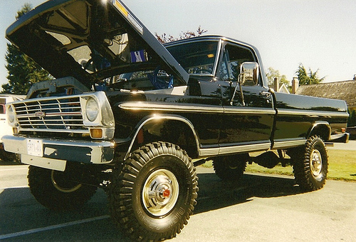 Ford F-250 1969 Photo - 1