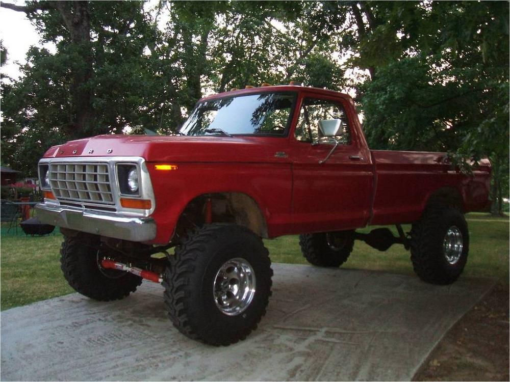 Ford F-250 1974 Photo - 1