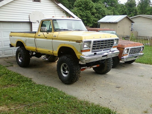 Ford F-250 1975 Photo - 1