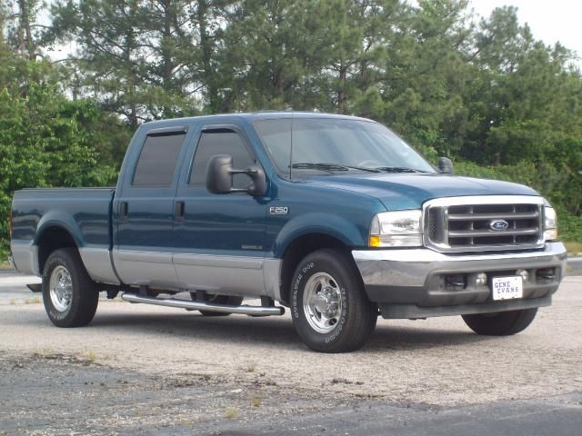 Ford F-250 2002 Photo - 1