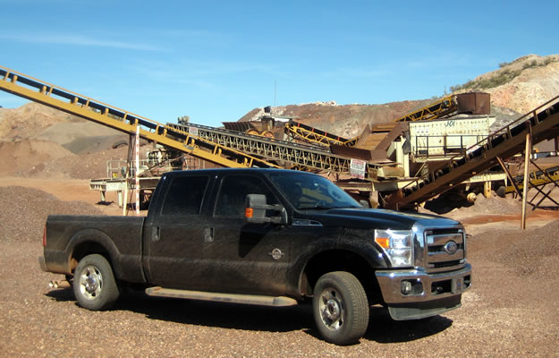Ford F-250 2011 Photo - 1