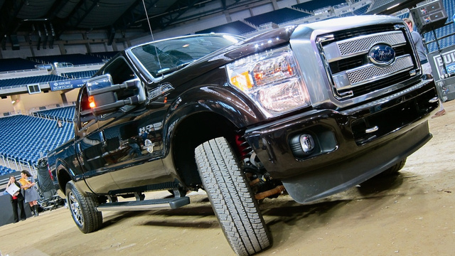 Ford F-250 2013 Photo - 1