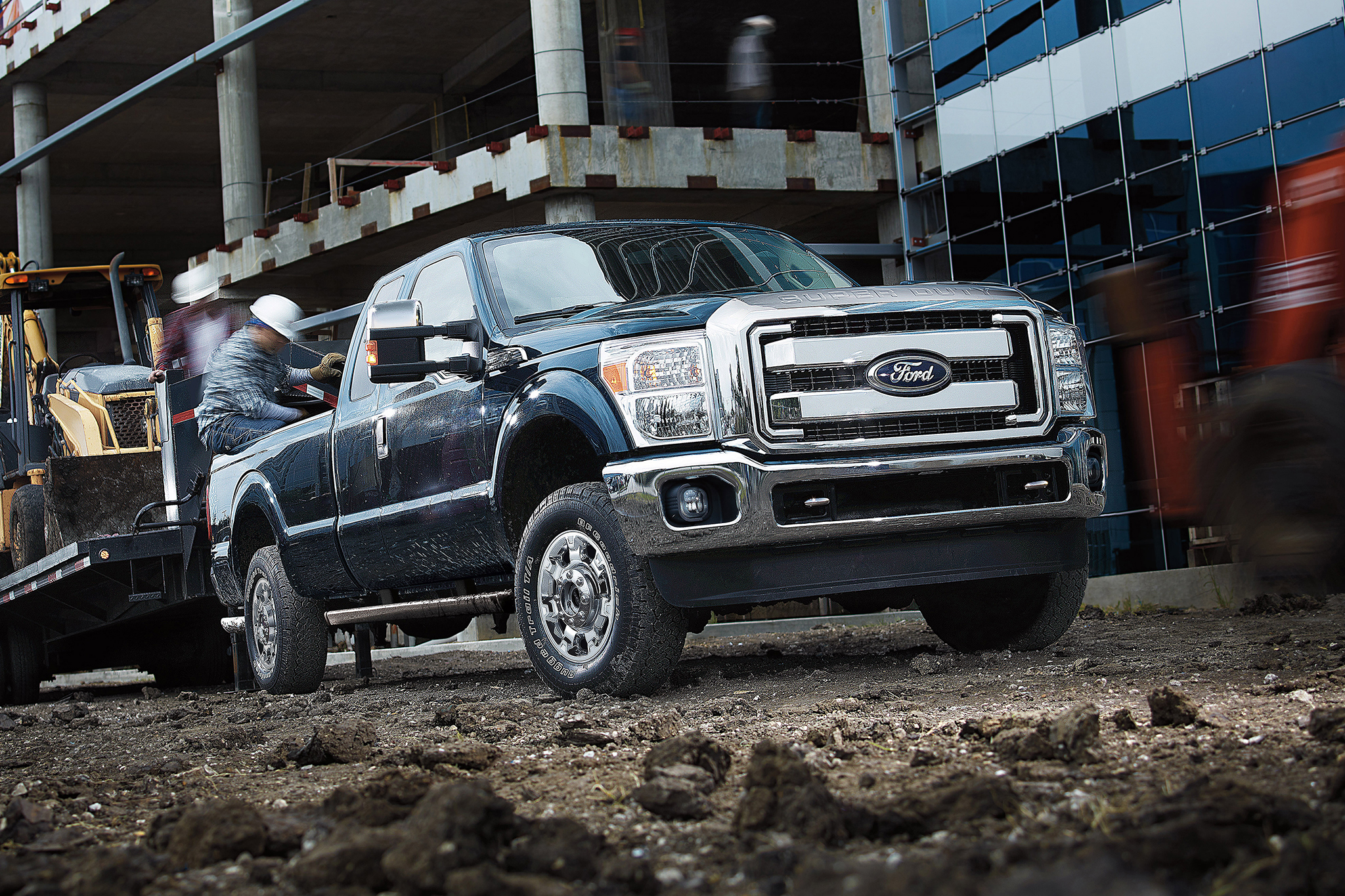 Ford F-250 2014 Photo - 1