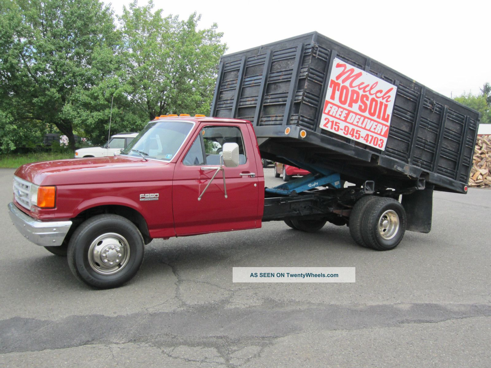 Ford F-350 1991 Photo - 1