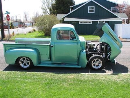 Ford F-series 1950 Photo - 1