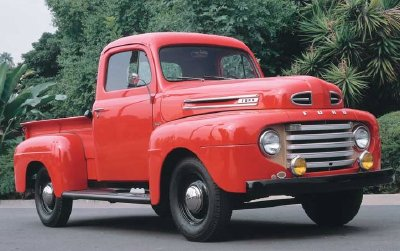 Ford F1 1950 Photo - 1