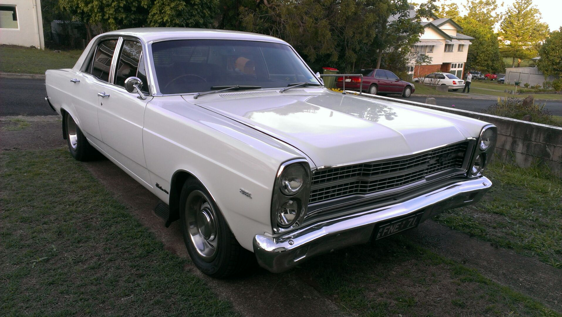 Ford Fairlane 1971 Photo - 1