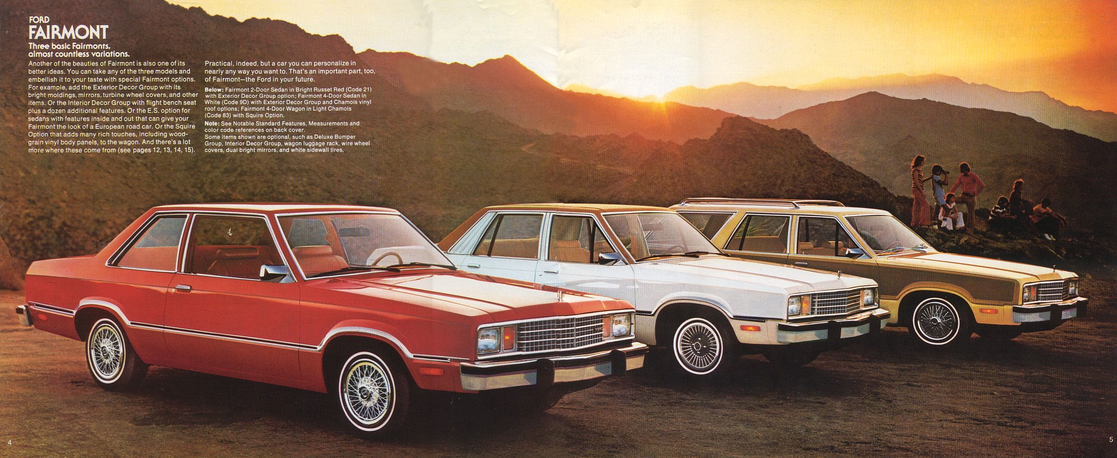 2015 Ford Thunderbird >> Ford Fairmont 1978: Review, Amazing Pictures and Images ...