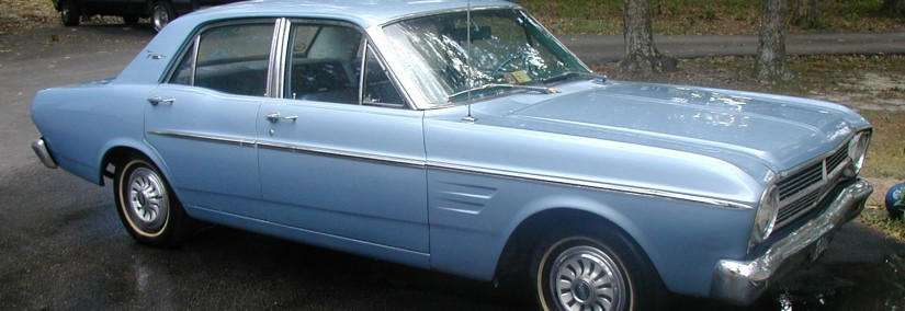 Ford Falcon 1967 Photo - 1