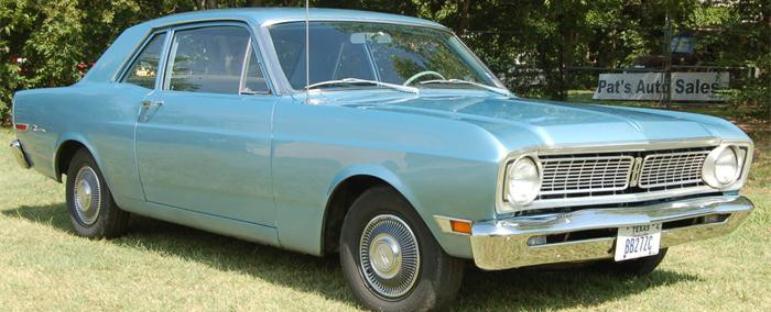Ford Falcon 1968 Photo - 1