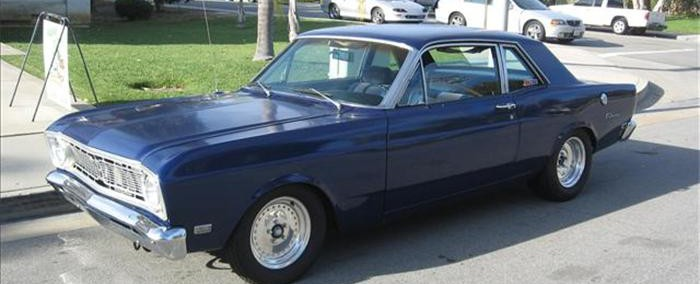 Ford Falcon 1969 Photo - 1