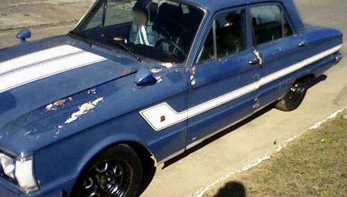 Ford Falcon 1973 Photo - 1