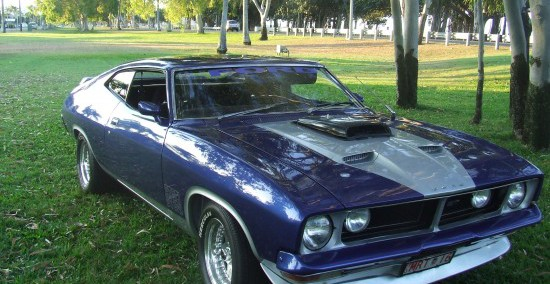 Ford Falcon 1974 Photo - 1