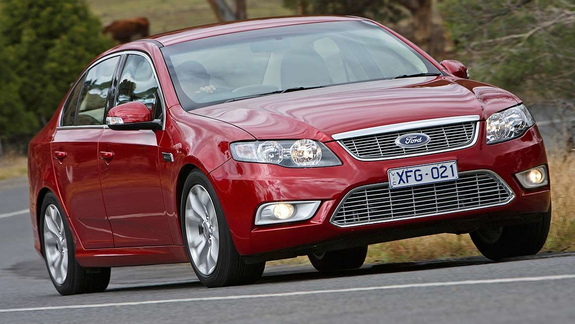 Ford Falcon 2011 Photo - 1