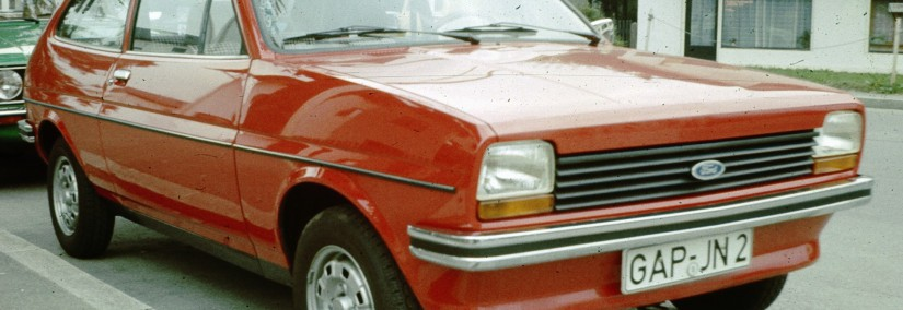 Ford Fiesta 1977 Photo - 1