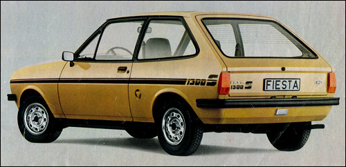 Ford Fiesta 1979 Photo - 1