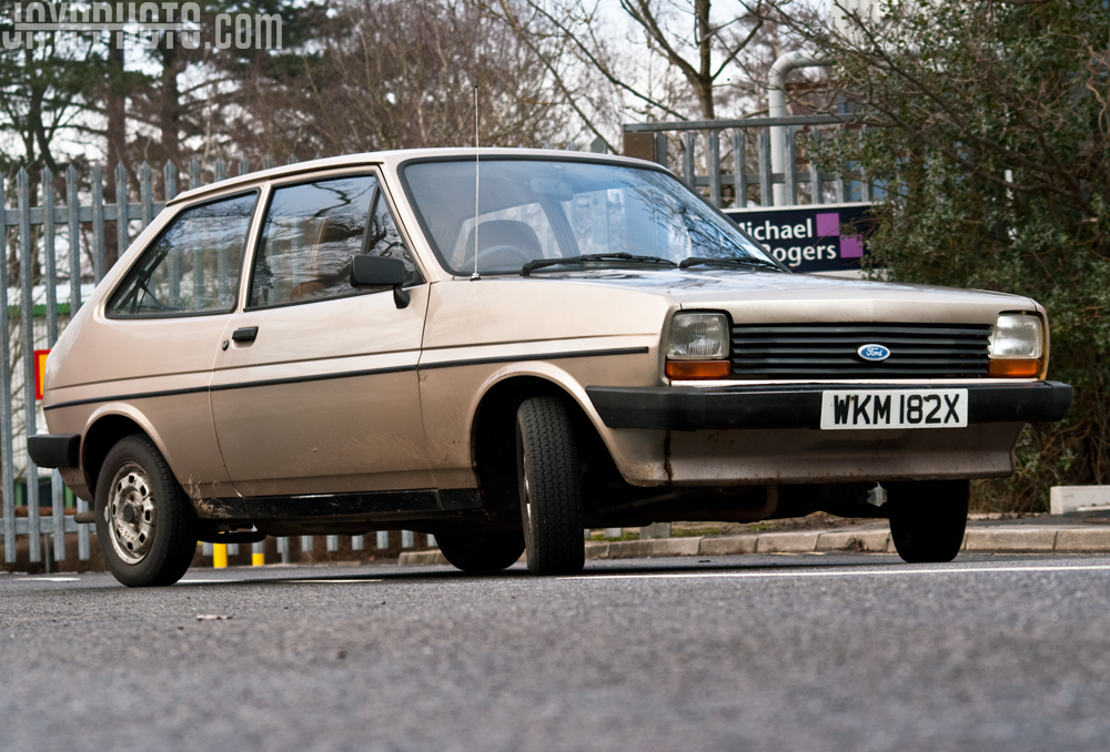 Ford Fiesta 1982: Review, Amazing Pictures and Images