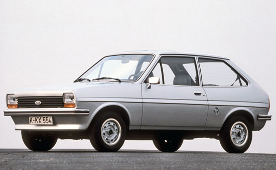 Ford Fiesta 1984 Photo - 1