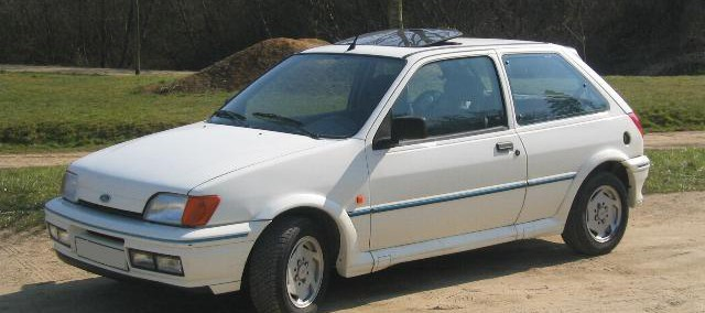Ford Fiesta 1988 Photo - 1