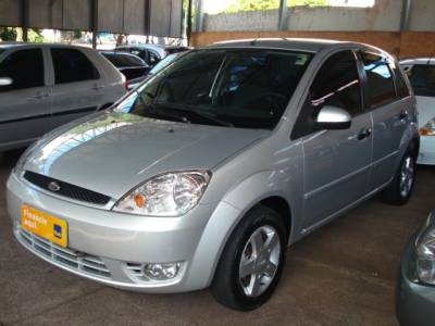 Ford Fiesta 2003 Photo - 1