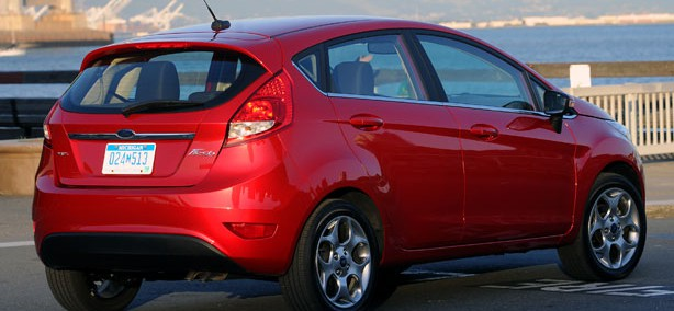 Ford Fiesta 2011 Photo - 1