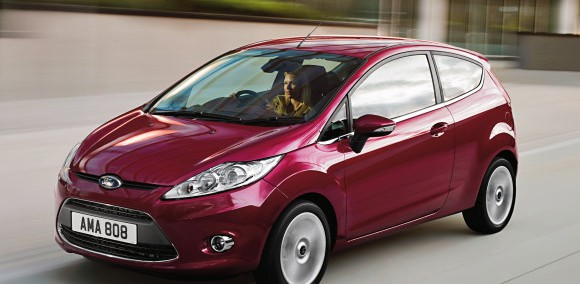 Ford Fiesta 2012 Photo - 1