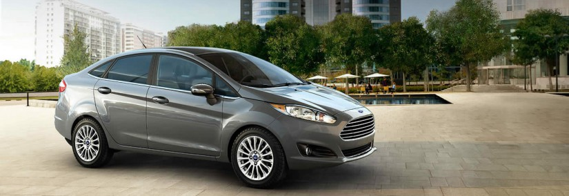 Ford Fiesta 2015 Photo - 1