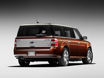 Ford Flex 2005 Photo - 1