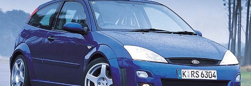 Ford Focus 2002 Photo - 1