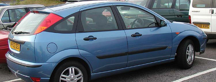 Ford Focus 2003 Photo - 1