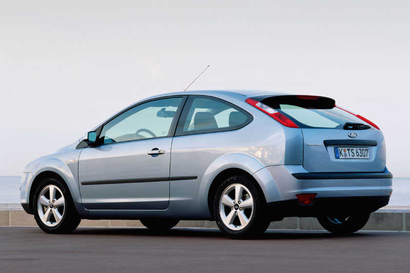 Ford Focus 2005 Photo - 1