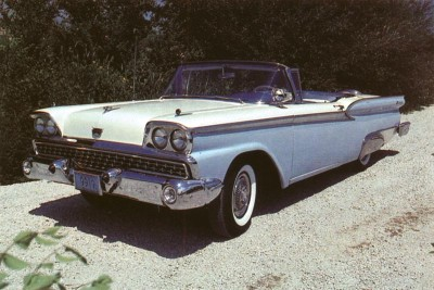 Ford Galaxie 1958 Photo - 1