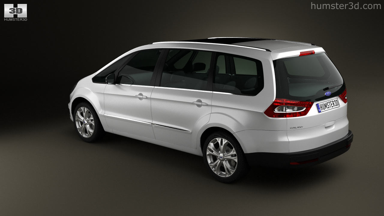 Ford Galaxy 2012 Photo - 1