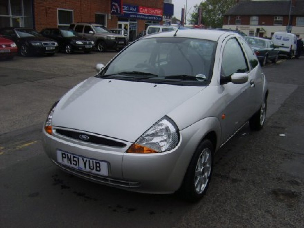 Ford Ka  Photo And Video Review
