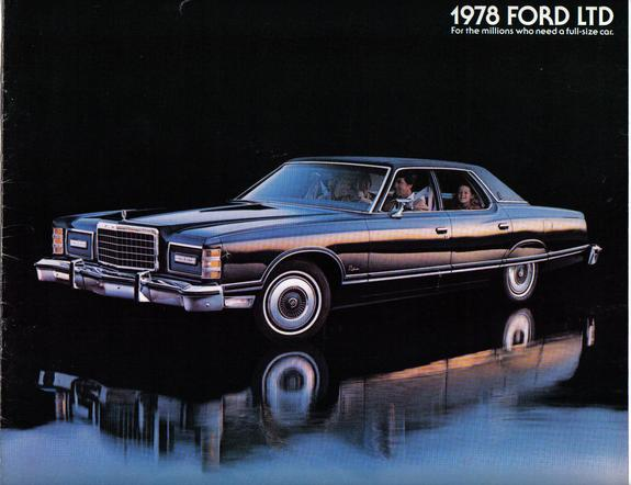 Ford LTD 1978 Photo - 1